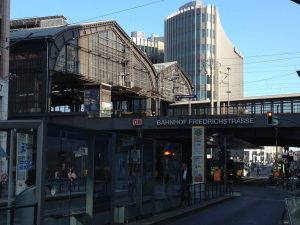 bhf friedrichstrasse